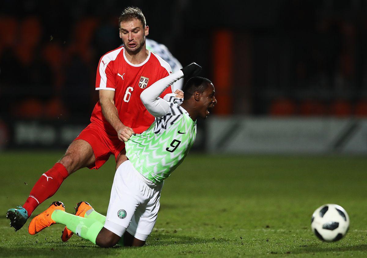 Nigeria v Serbia - International Friendly