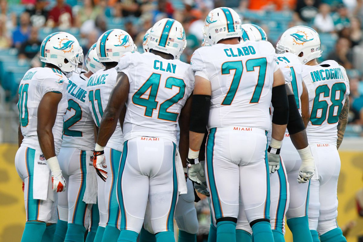 3dbdc970 Dolphins roster cuts 2013: Reaction to the Miami Dolphins 53 man roster