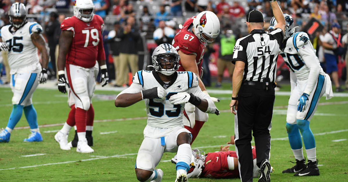Panthers 38 Cardinals 20: Stock up, stock down