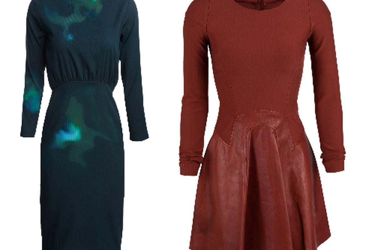 """Pretty frocks on sale; image via <a href=""""http://www.cynthiarowley.com/"""">Cynthia Rowley</a>"""