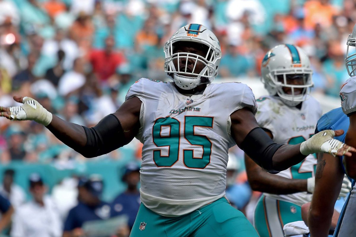 NFL Free Agents 2018  Dolphins bring back William Hayes - The Phinsider cafdb0188