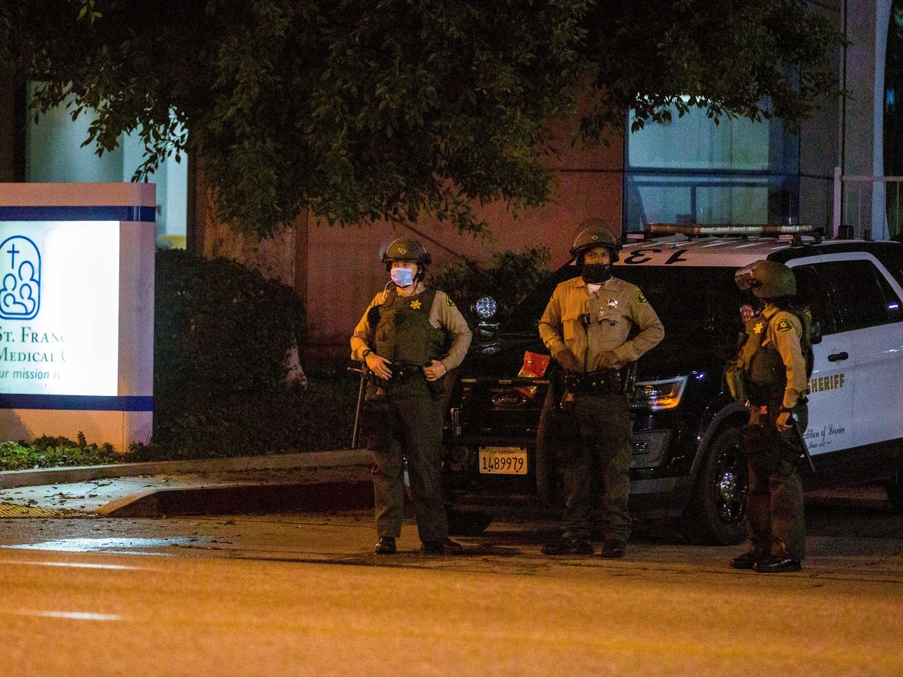 In our opinion: Compton officer shooting should not be political