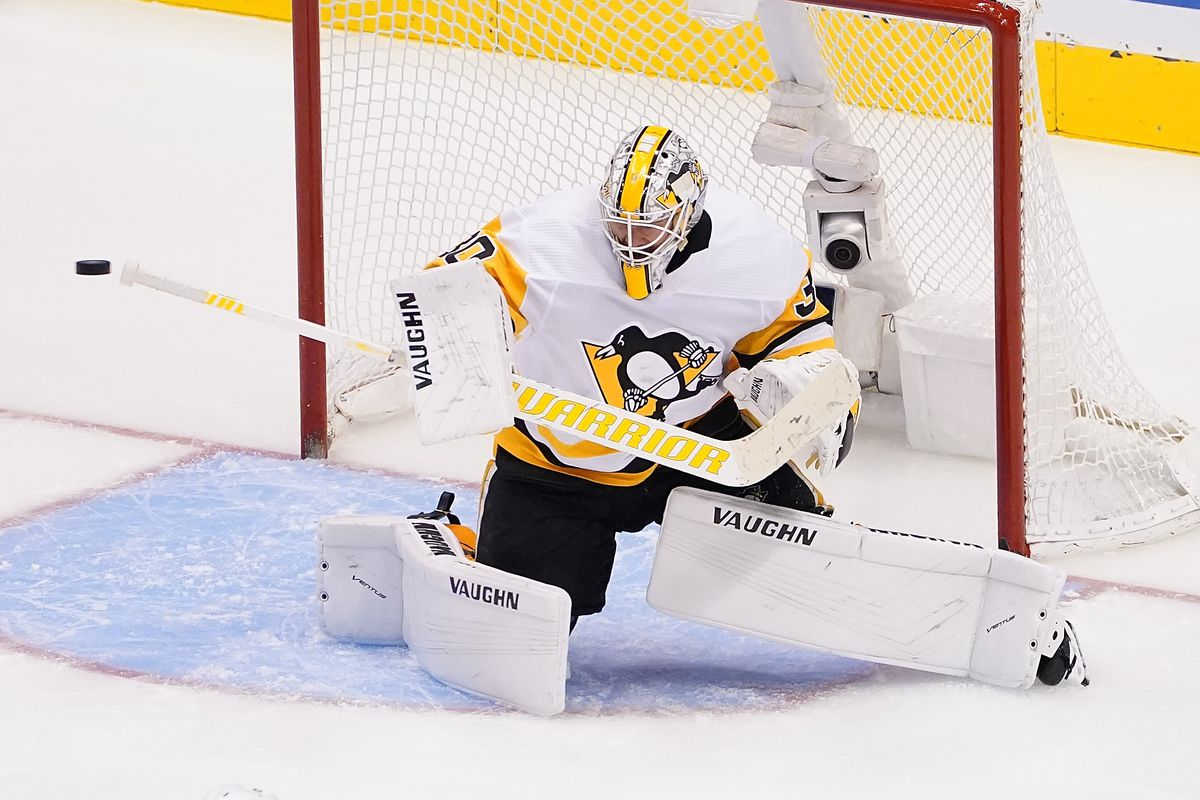 Pittsburgh Penguins v Montreal Canadiens