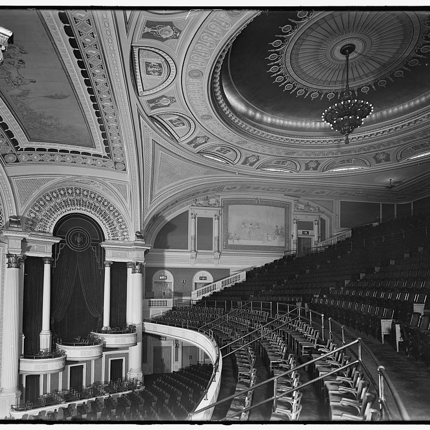 D C Movie Theaters A History Curbed Dc