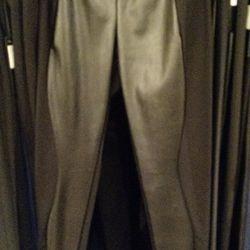 Alice + Trixie faux-leather leggings, $69