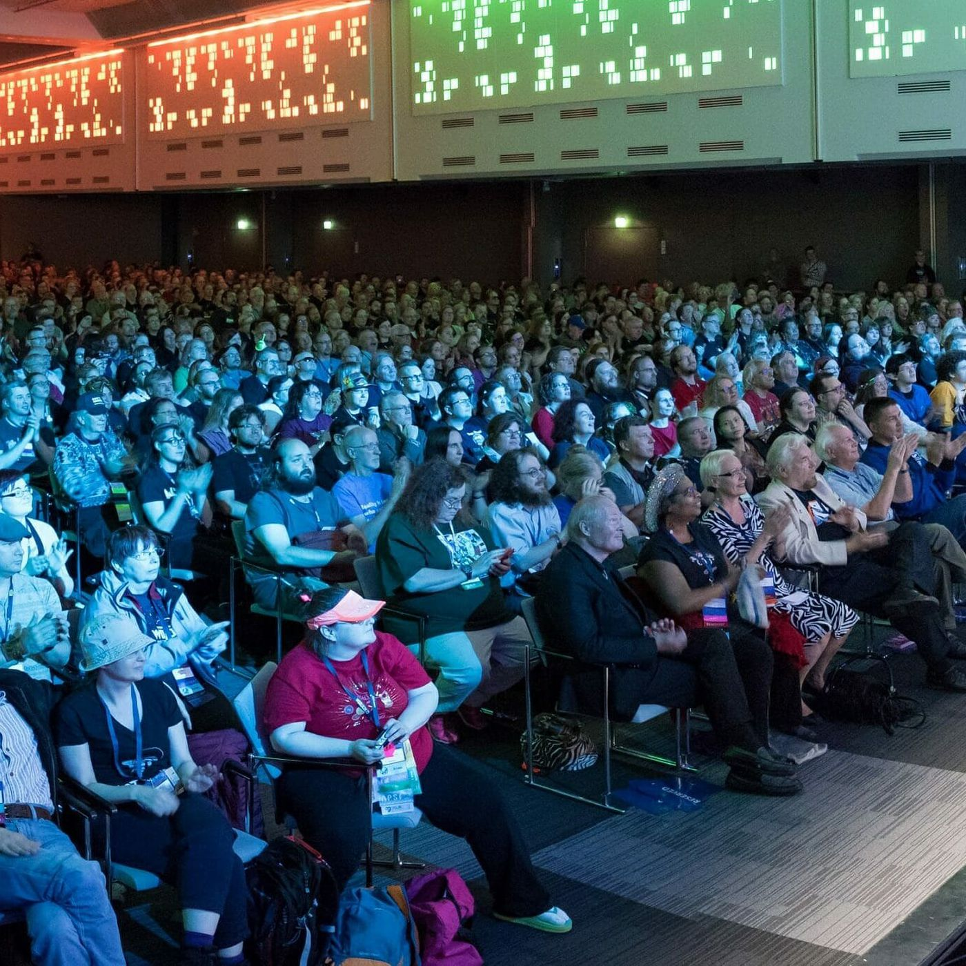 Sci-fi convention Worldcon reorganizes its programming amid
