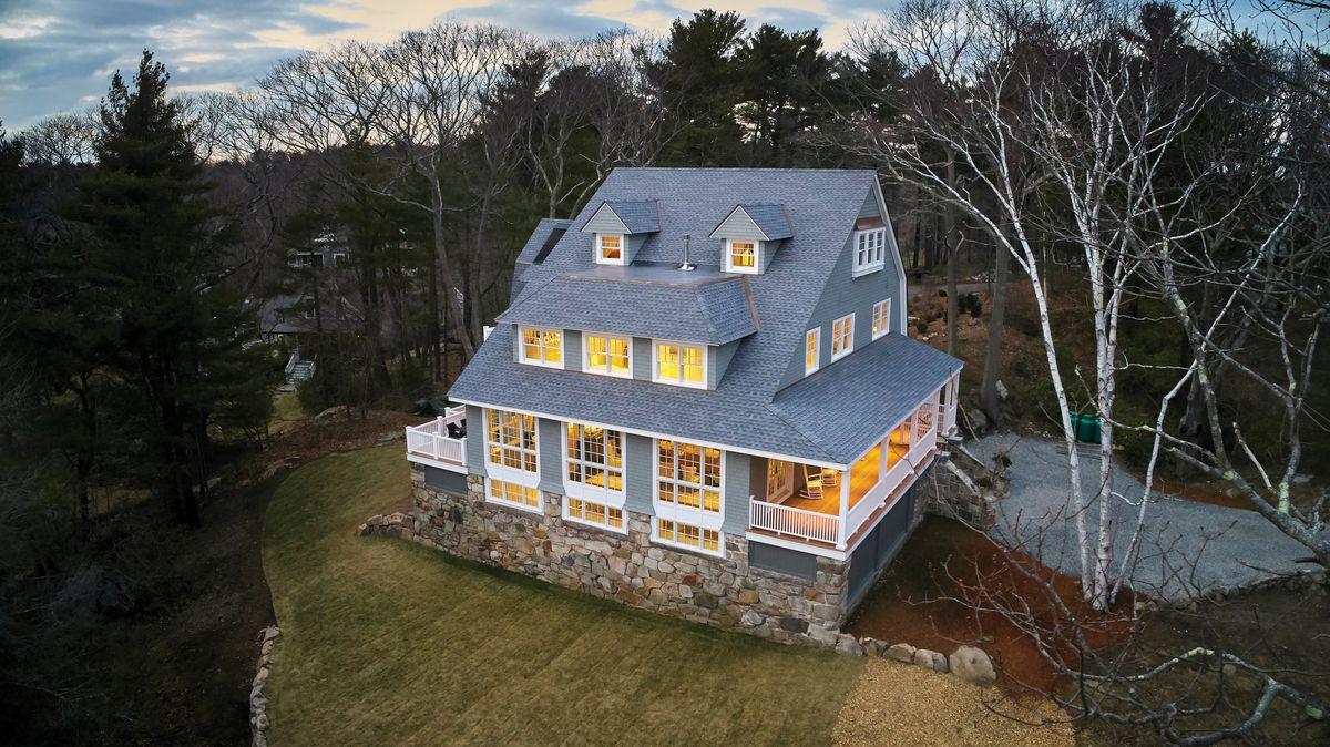 Cape Ann GAF roof