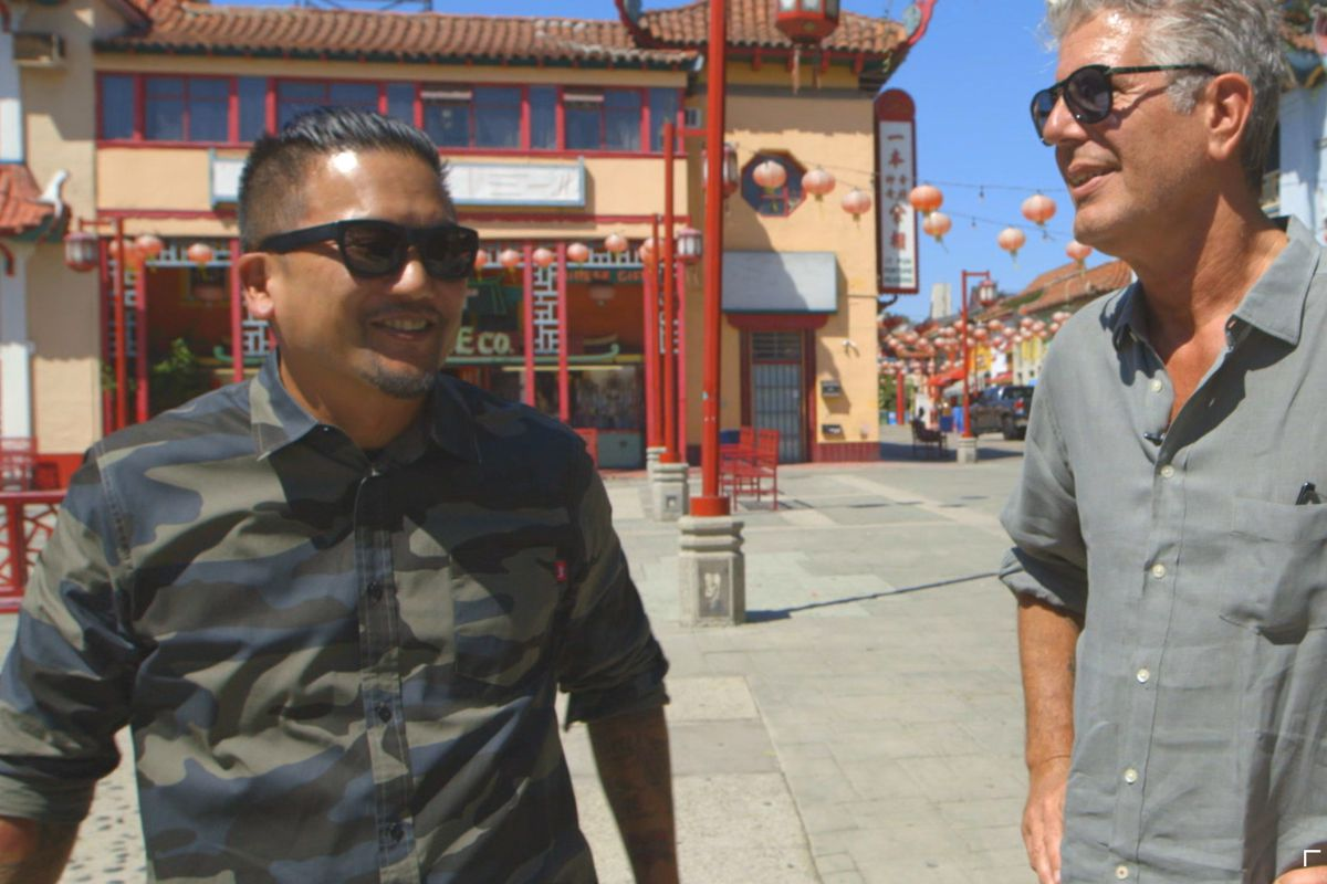 What You Need to Know About Roy Choi\'s New Show and Parts Unknown ...