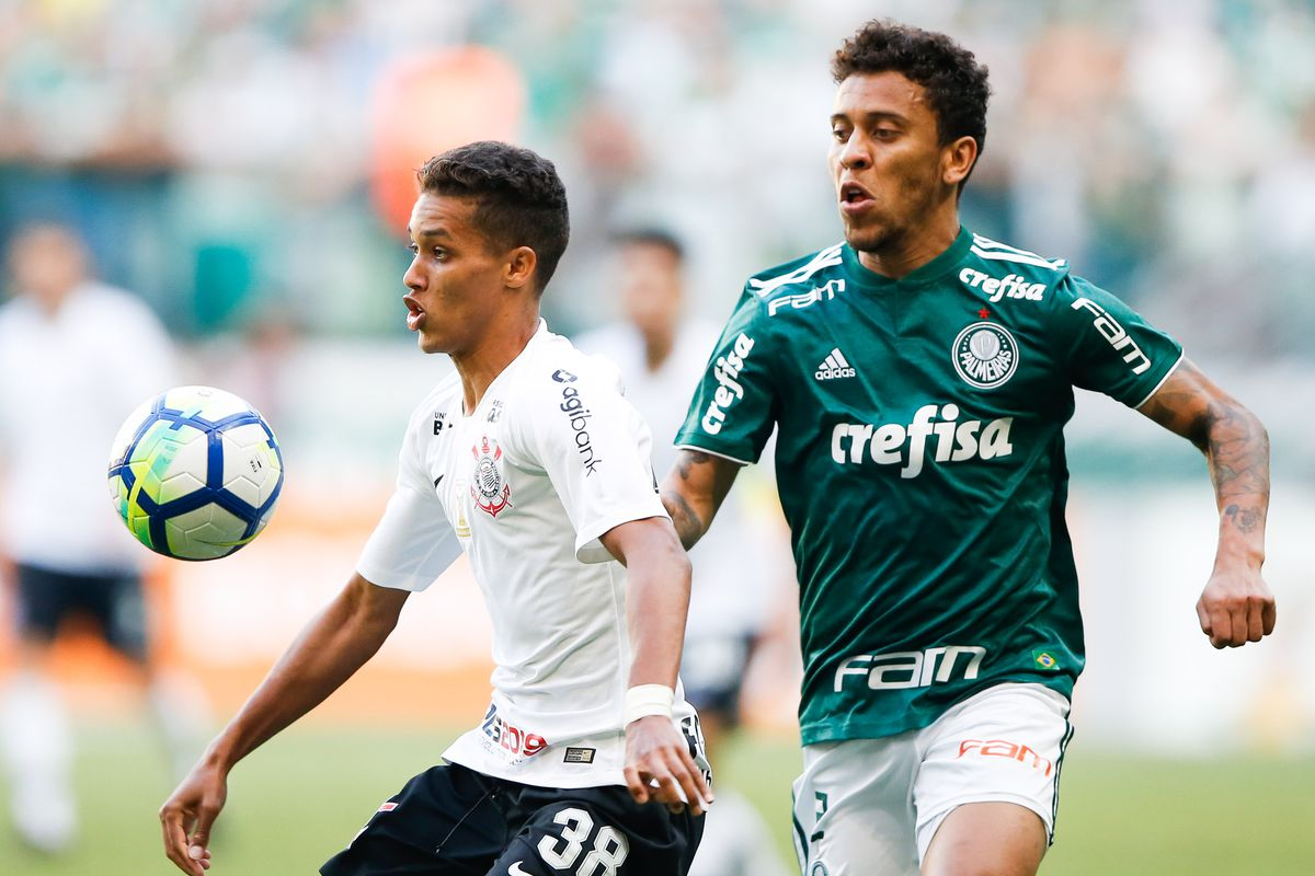 Palmeiras v Corinthians - Brasileirao Series A 2018