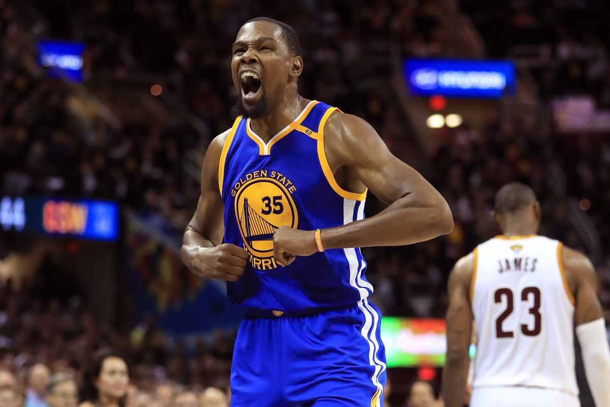 Kevin Durant is set to become the most efficient scorer in NBA Finals history - SBNation.com