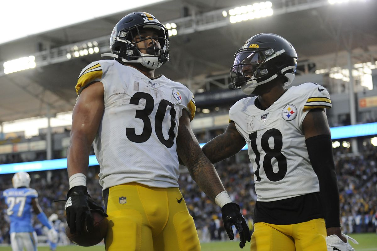 James Conner posts 119-yard game against L.A. Chargers