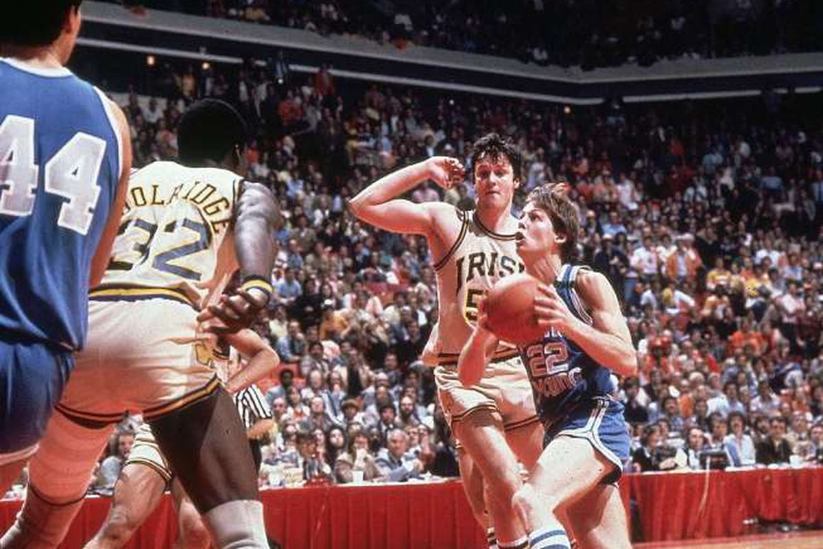 There's no denying, the Most Hated Player Award should be named after long-time Miner nemesis Danny Ainge.
