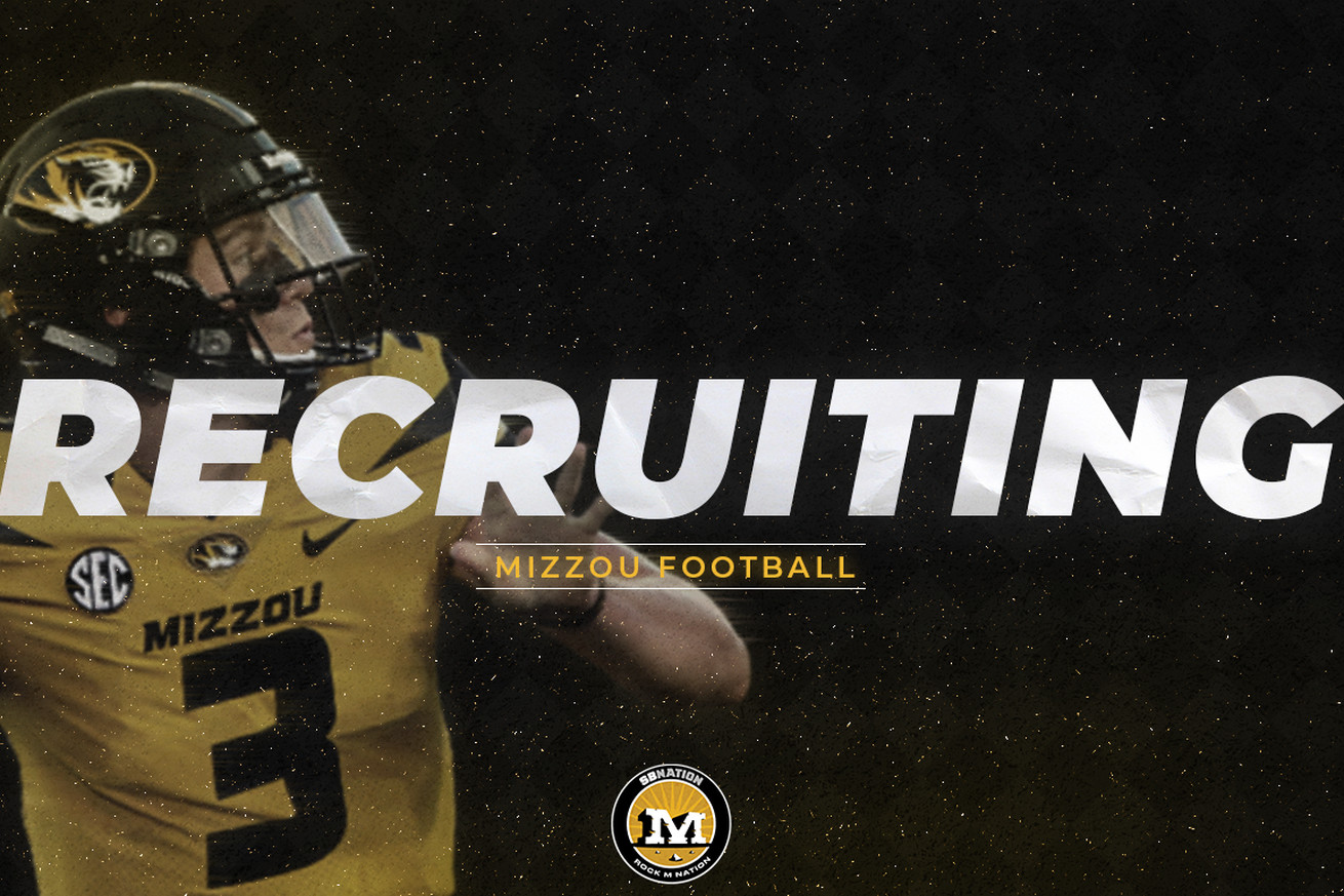 low priced 4492a bc9c1 Tennessee Running Back commits to Mizzou Football