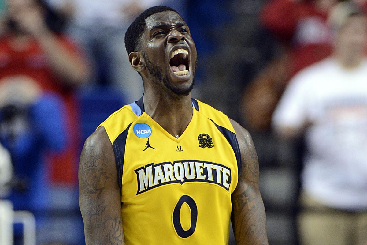 Jamil Wilson is MU's leading returning rebounder, but he must develop the rest of his game for the Golden Eagles to succeed.
