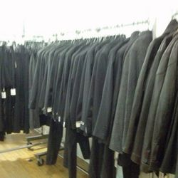 Mens suiting, $125