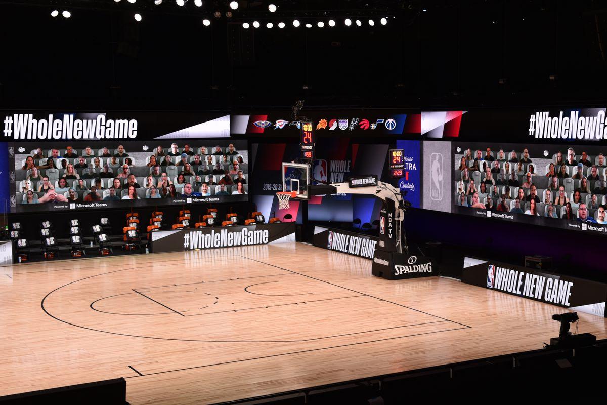 2020 NBA Restart - All-Access