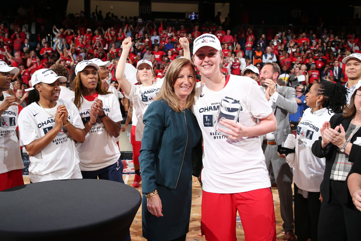 2019 WNBA Finals - Game Five