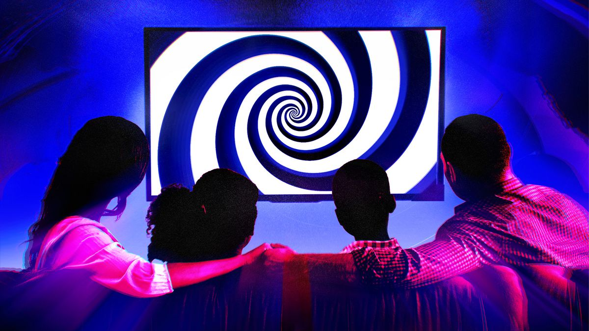 The entertainment that got us through 2020 - The Verge