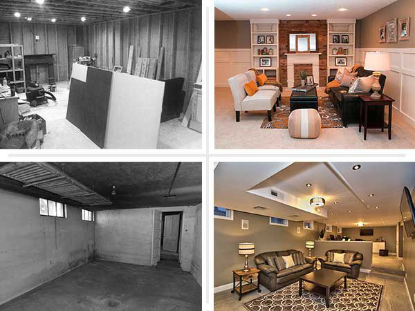 Best Basements Before And Afters 2017 This Old House