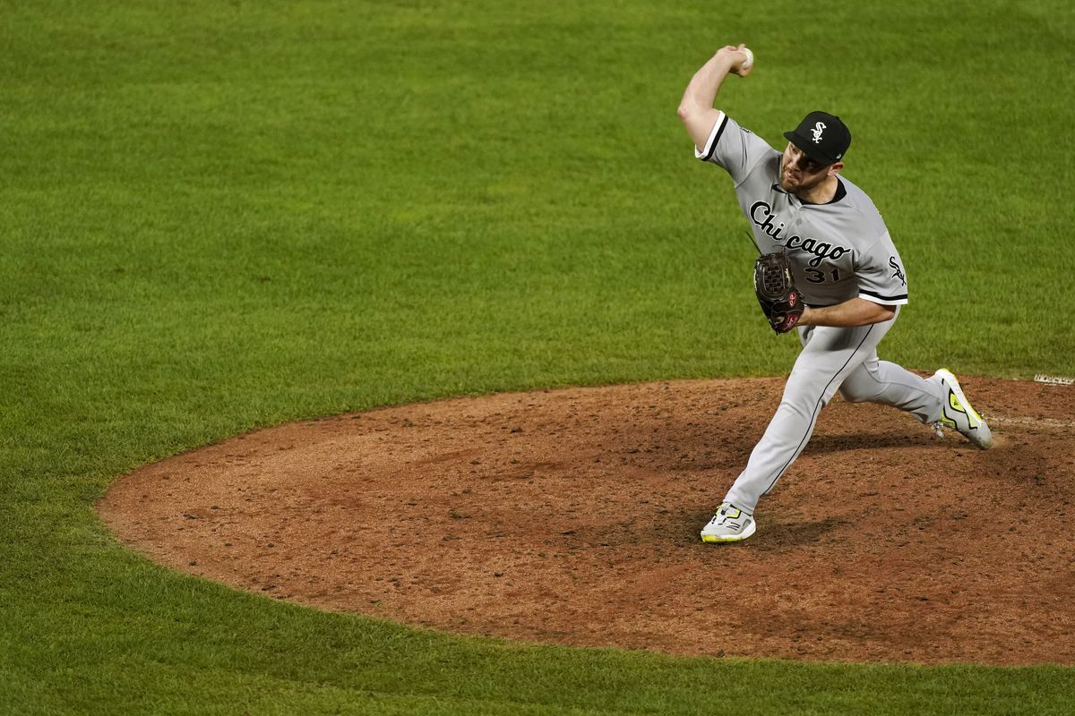 """""""There have been stretches where I've done what I was brought here to do and stretches where I have underperformed,"""" White Sox reliever Liam Hendriks said."""