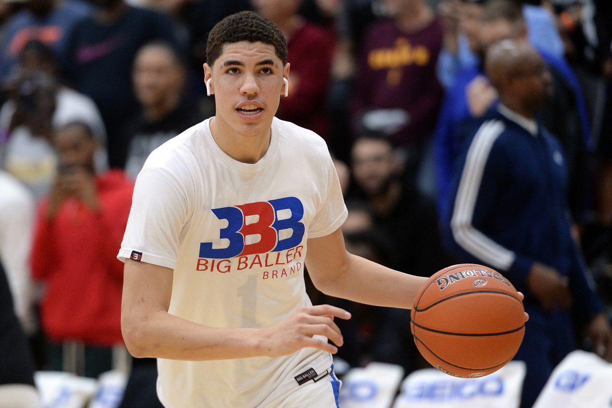 Report Trail Blazers Reach Out For Info On Lamelo Ball