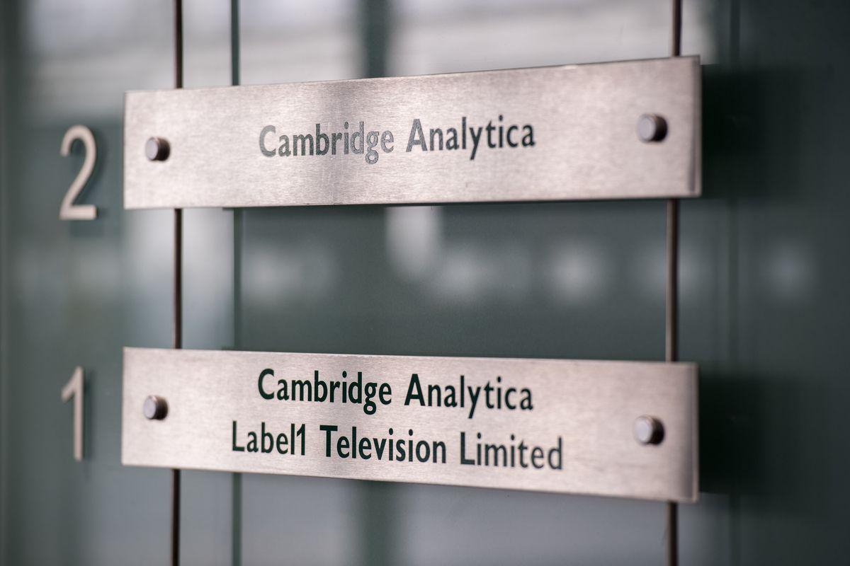 UK Authorities Seek Warrant To Search Premises Of Cambridge Analytica