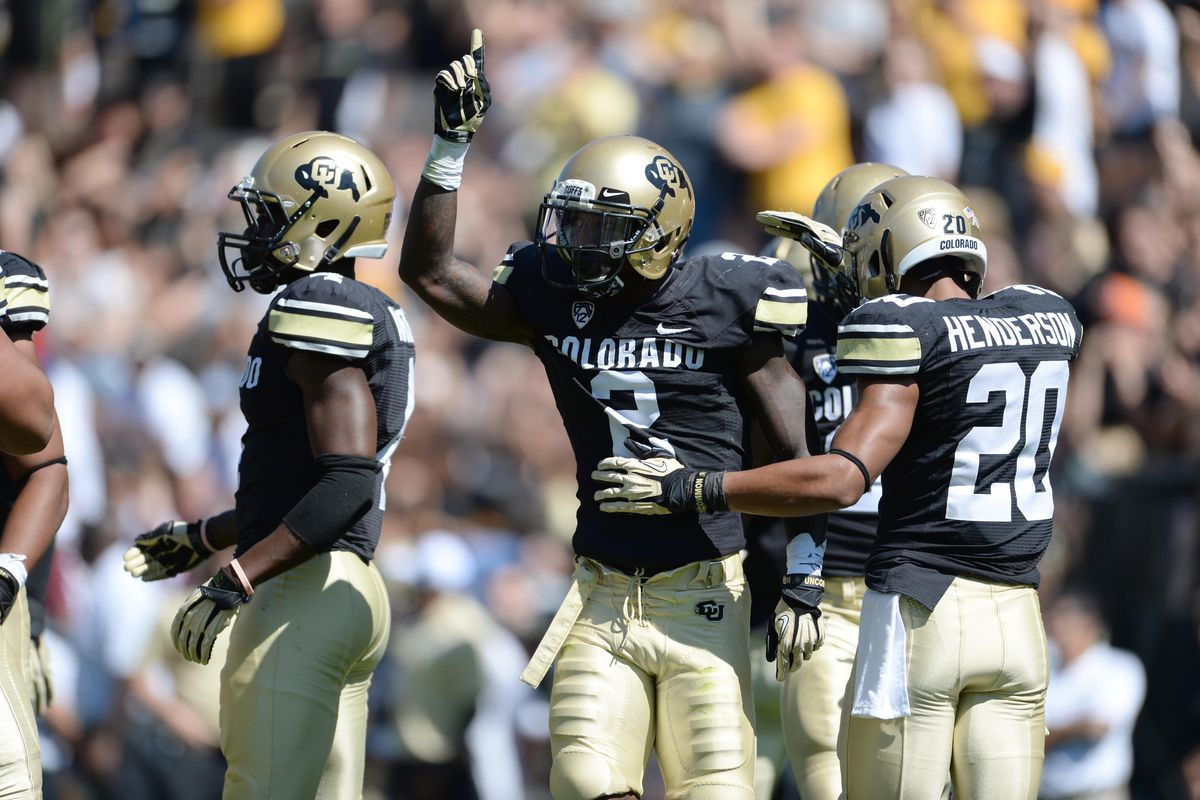 Kenneth Crawley and the Buffs' secondary will have their work cut out for them this Saturday.