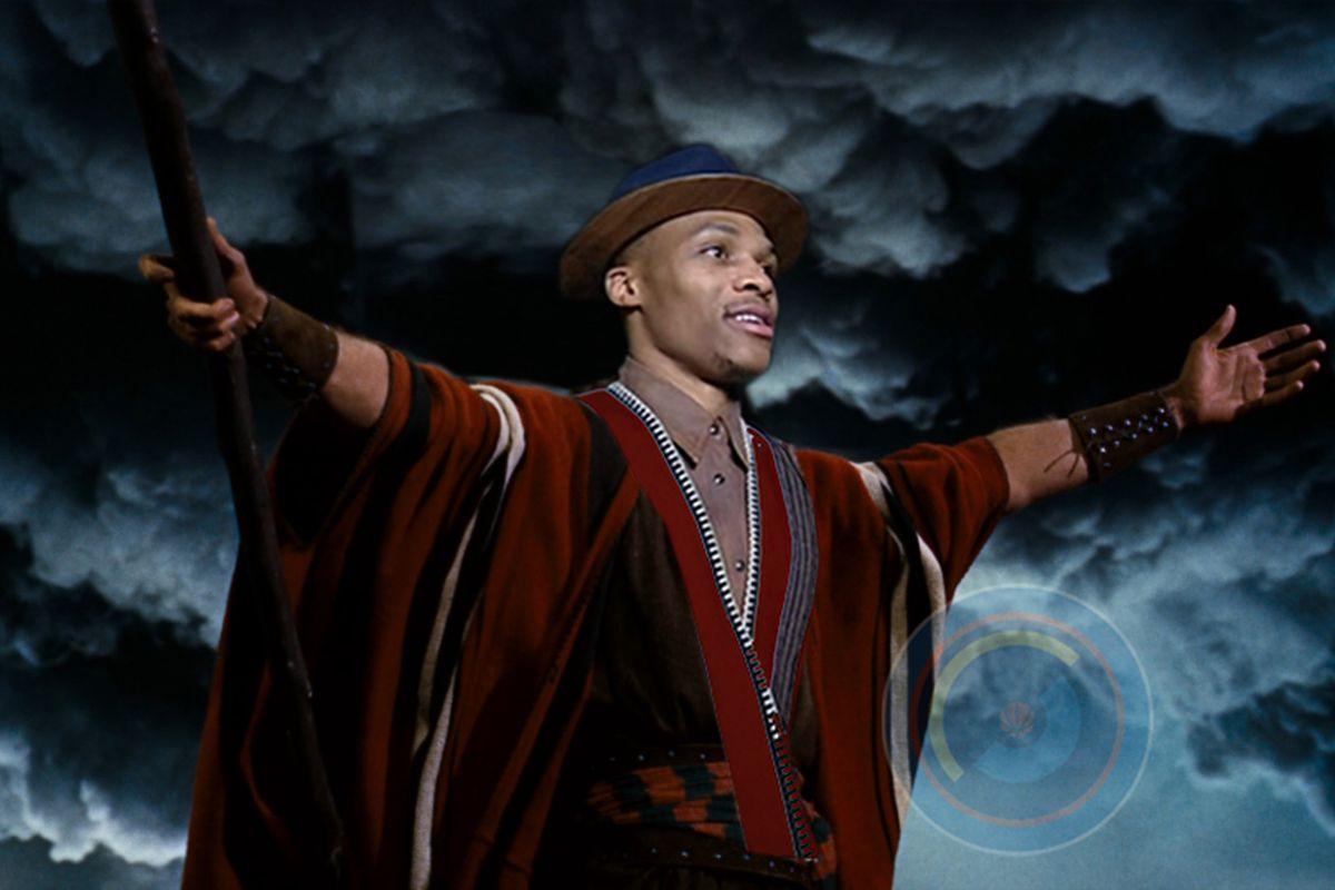 Let my Westbrook be Westbrook!