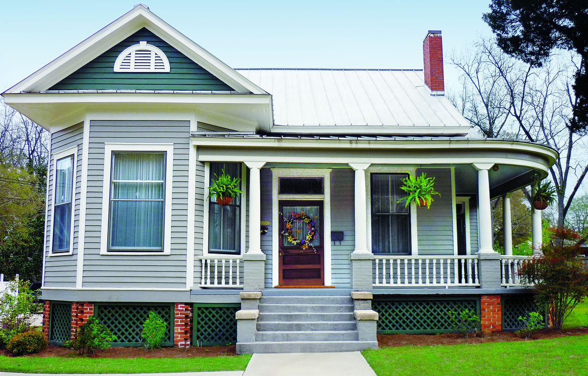 Curb Appeal Before And After This Old House