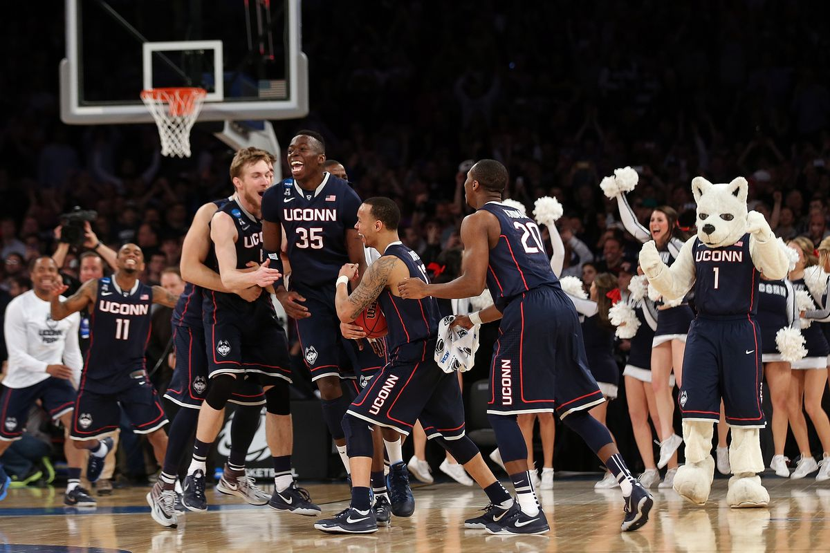 How amazing was that UConn-Michigan State game that sent the Huskies back to the Final Four?