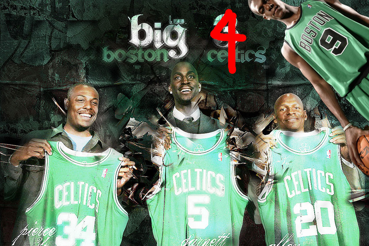 big 4 celtics