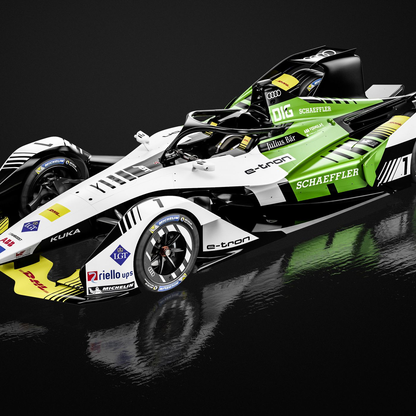 Formula E S Wild New Racecar Makes Electric Racing Look Cool Faster