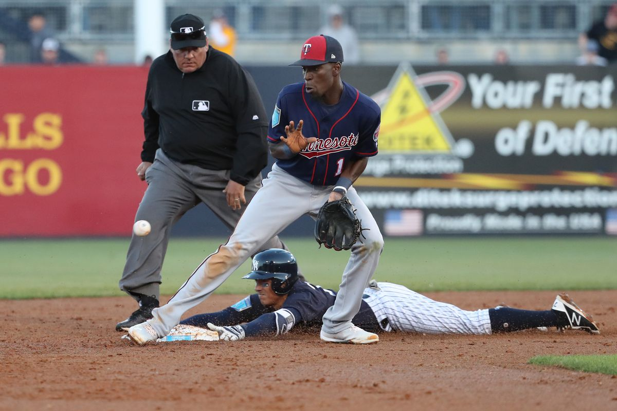 MLB: Spring Training-Minnesota Twins at New York Yankees