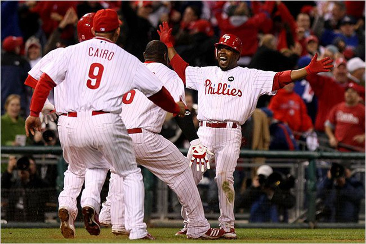 The Phillies Greatest NLCS Moments