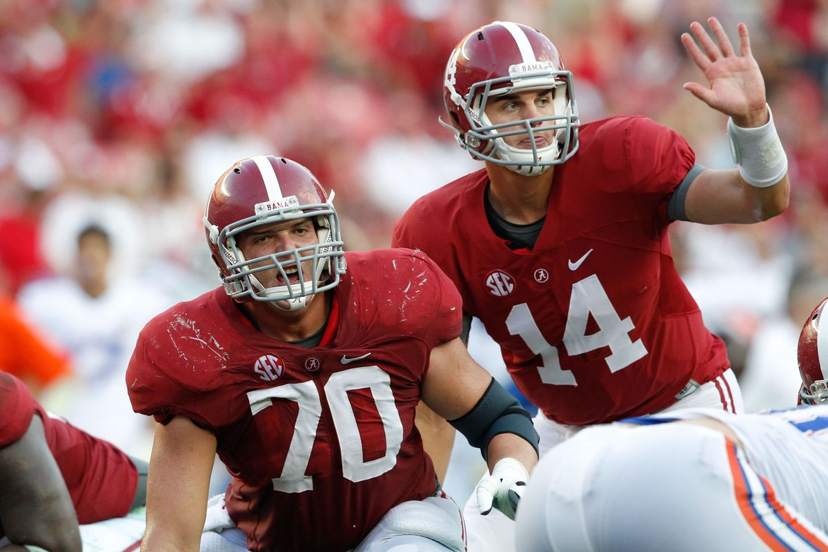 """Having been designated """"The Man,"""" it is up to Jake Coker to marshal the Tide offense"""