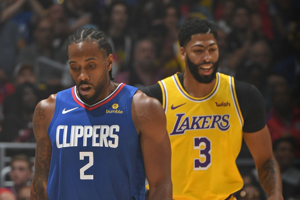 Lakers Vs Clippers Preview Game Thread Starting Time And