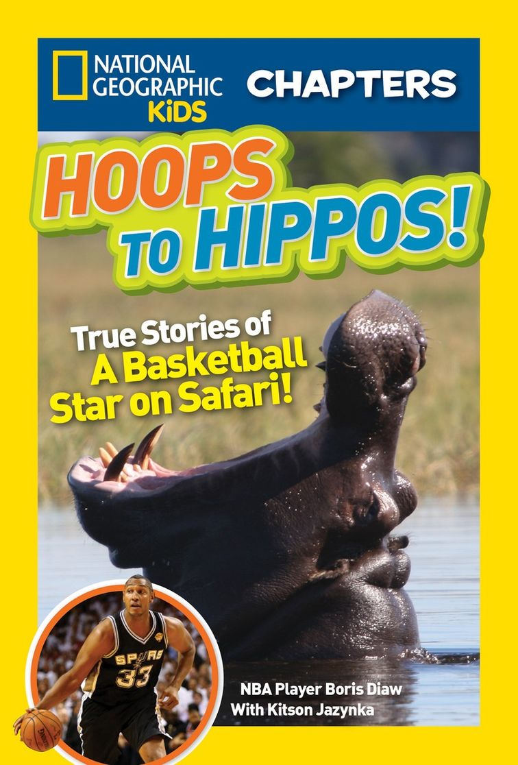 Hoops to Hippos!