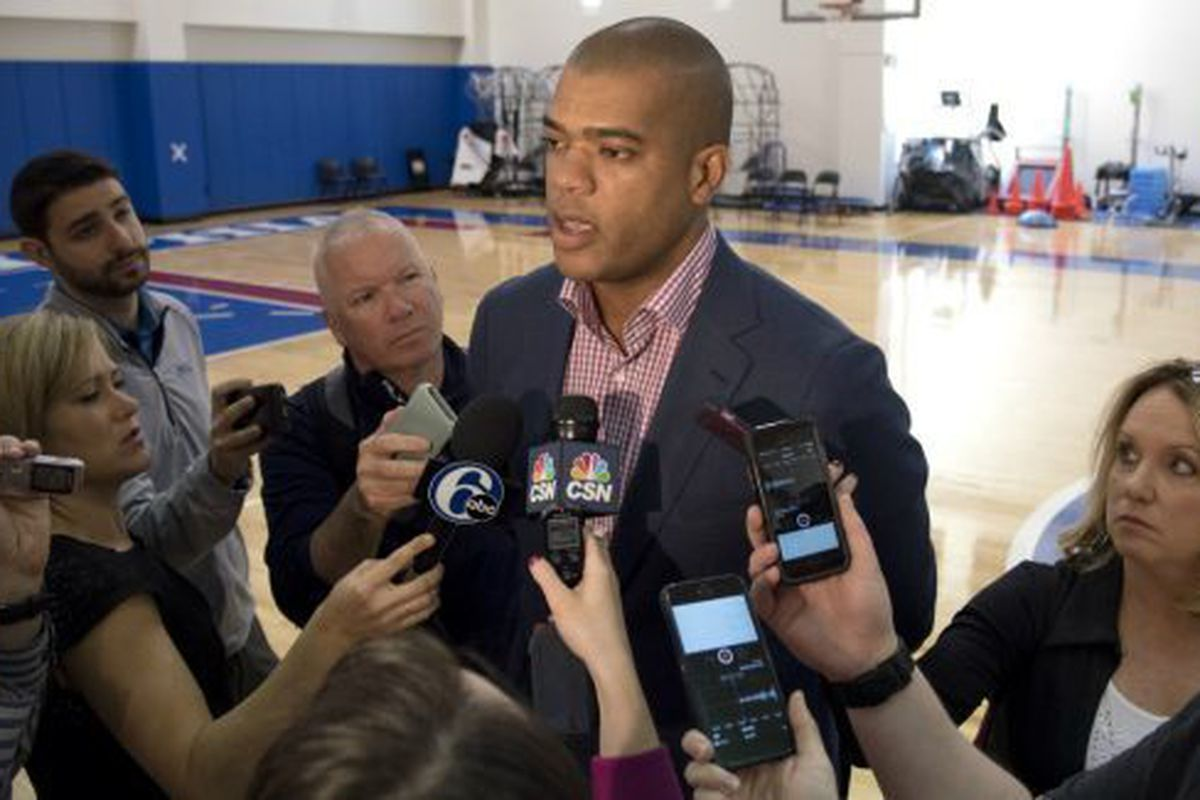 Marc Eversley will be the first black general manager in Bulls history.