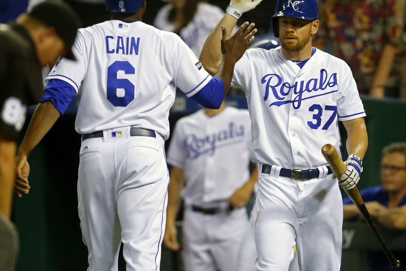 Royals Open West Coast Trip With Loss To Padres