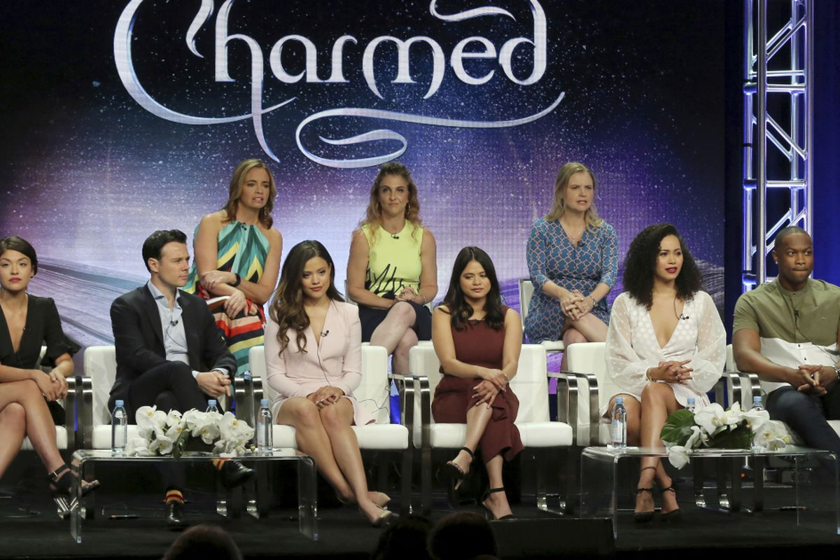 Charmed' reboot cast, producers defend show's diverse cast