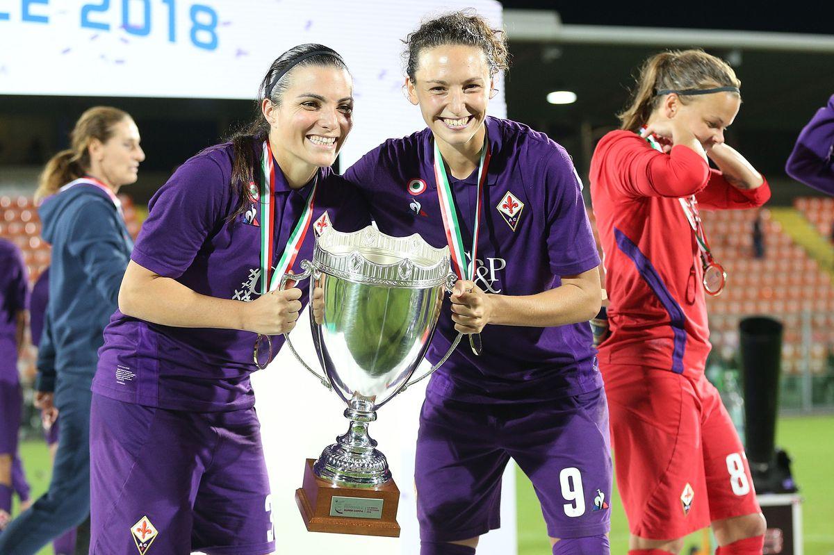 Juventus Women v Fiorentina Women - Italian Supercup
