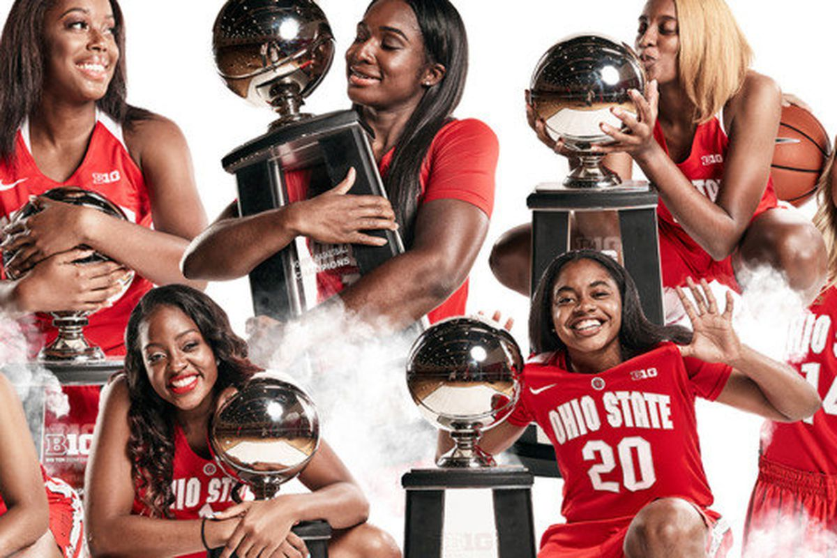 Ohio State women's basketball clinches Big Ten title ...