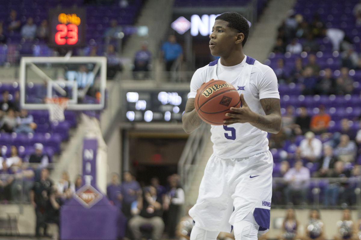 TCU Basketball vs Sam Houston State | NIT Round One | Fort Worth, TX | March 20 2019
