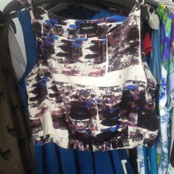 Rachel Comey crop top, $86