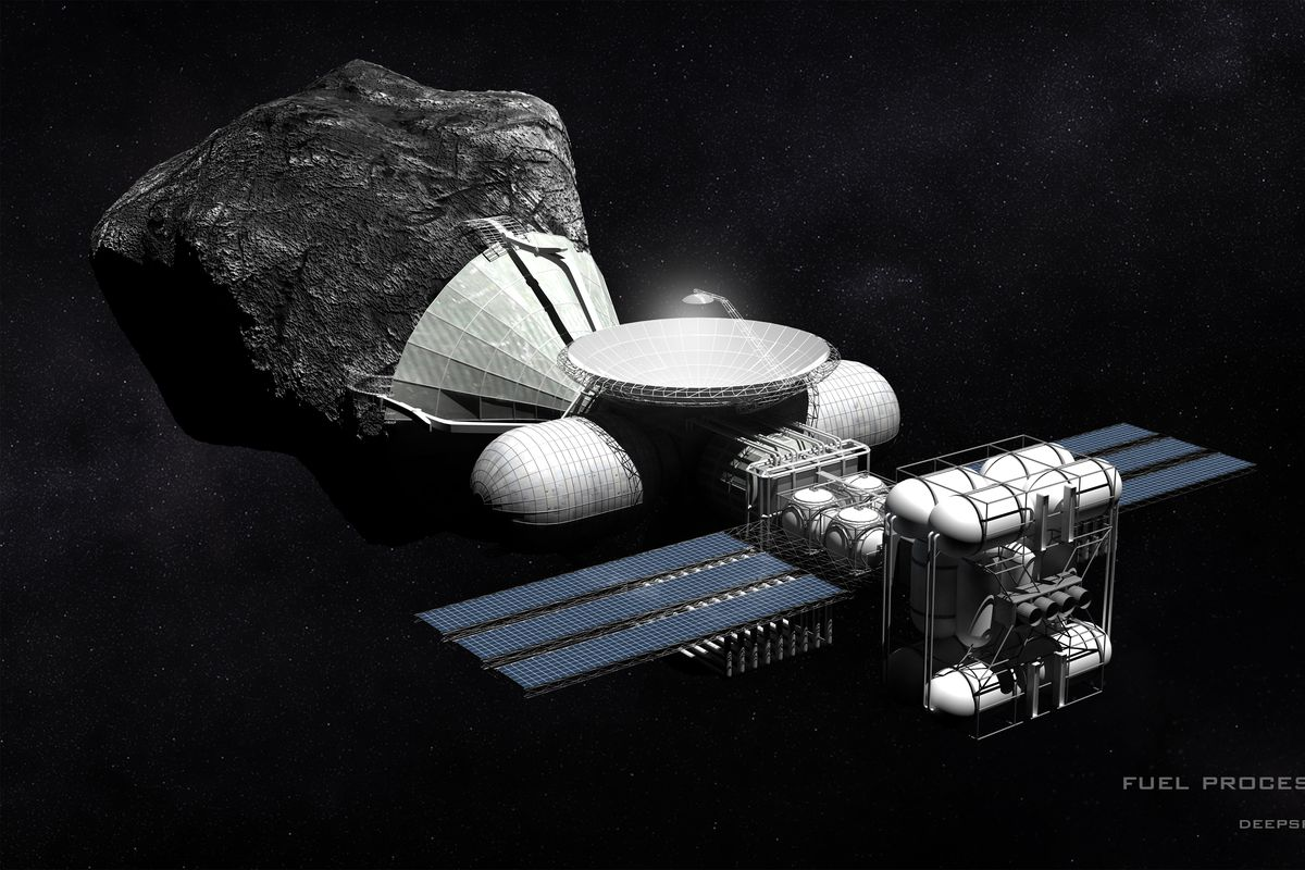 Is asteroid mining legal? Congress wants to make it so. - Vox