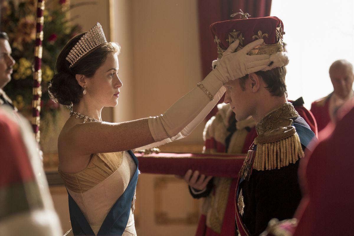 The Crown season two