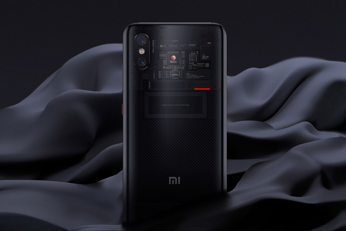 b3da6833033 Xiaomi launches in the UK with Mi 8 Pro flagship - The Verge