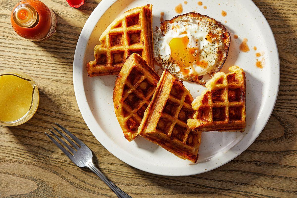 Voraciously Waffles - Recipes