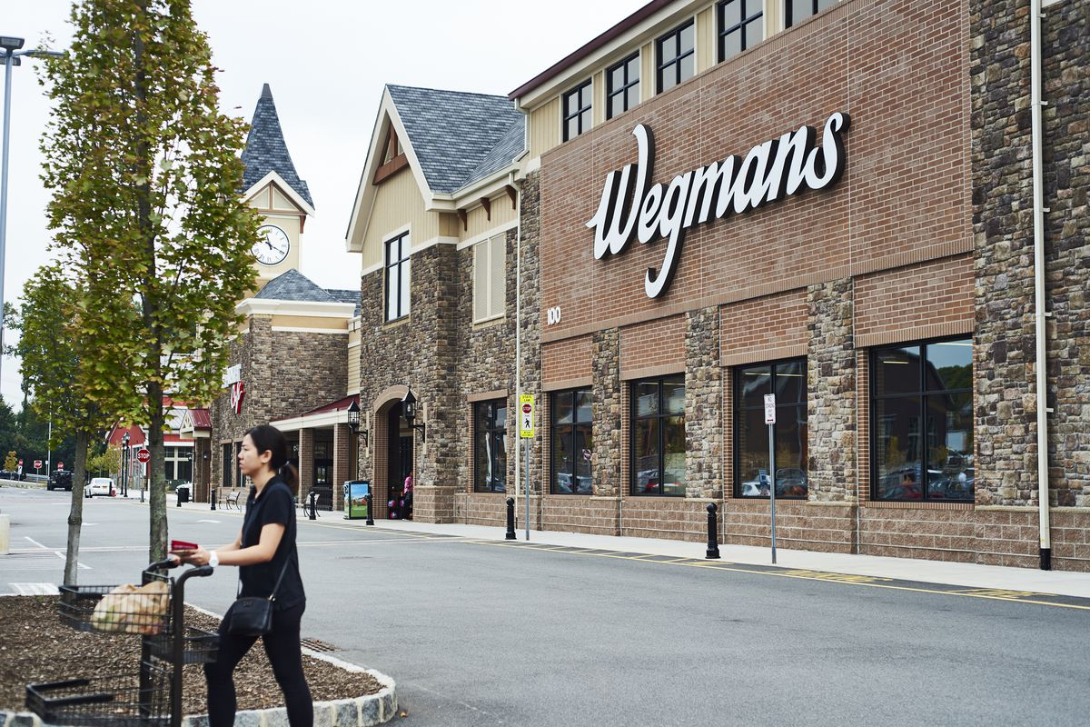 Inside A Wegmans Food Markets Inc. Store As Company Closes In On 100 Locations