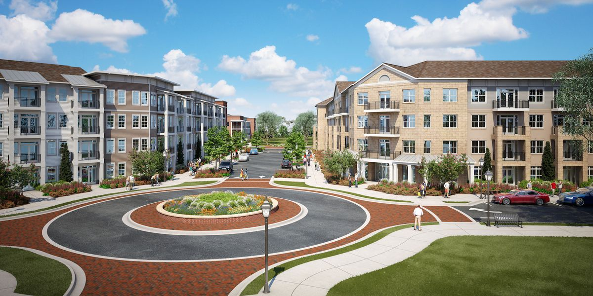 George Berkow Inc. and Novare Group Break Ground on 32-acre Town Center Project in Lawrenceville [Lawrenceville.org]